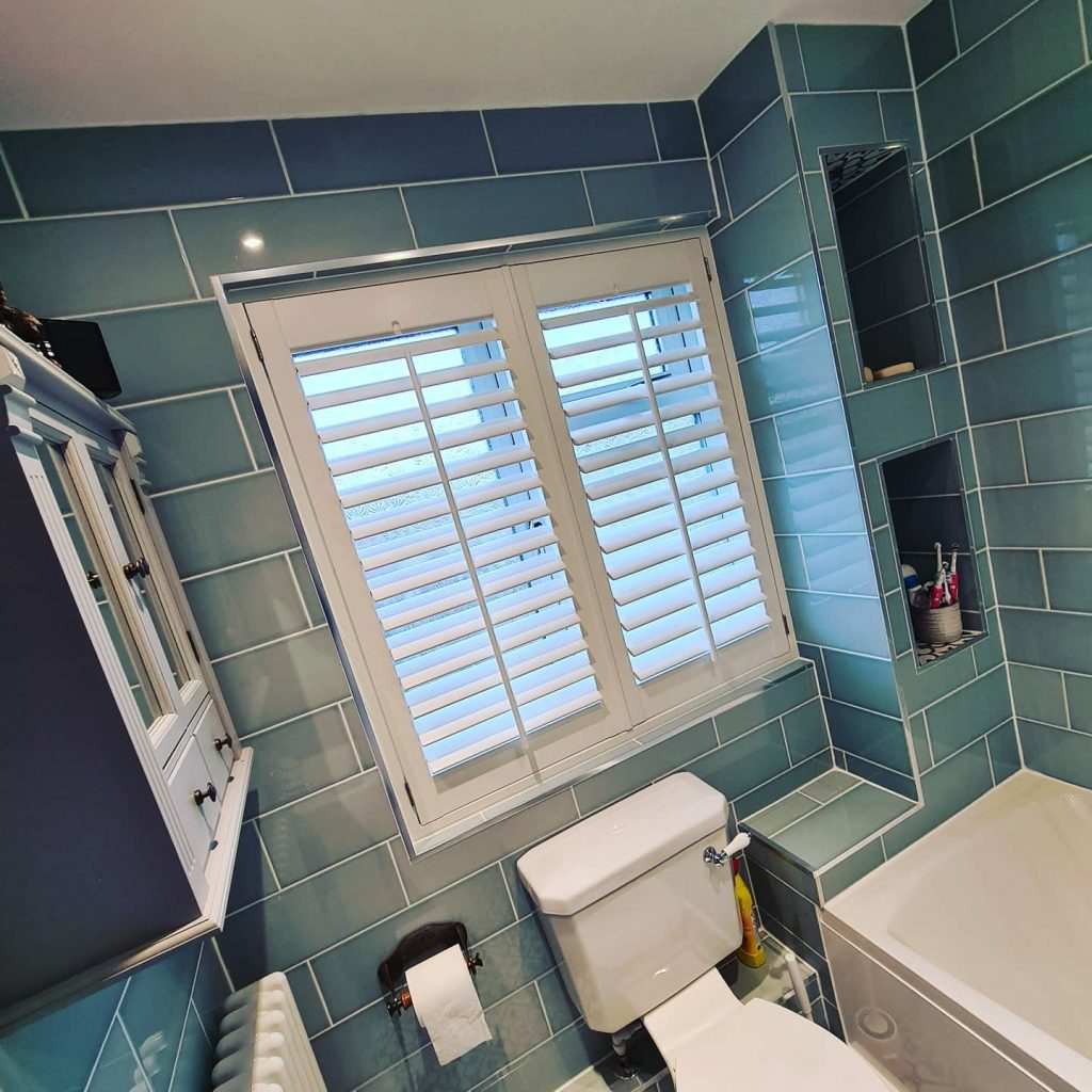 waterproof shutters for bathrooms
