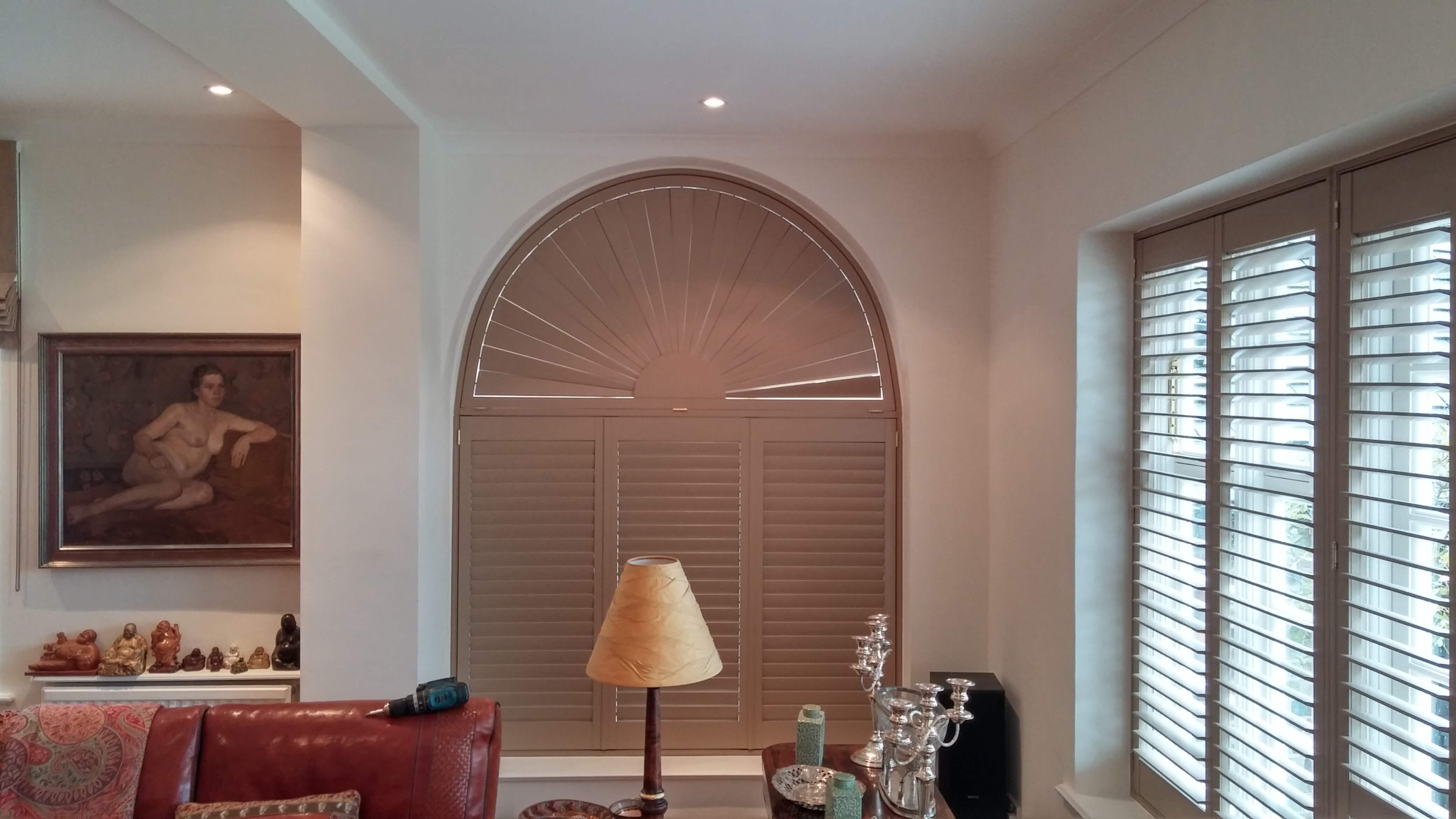 image of a window shutter for Shuttertec