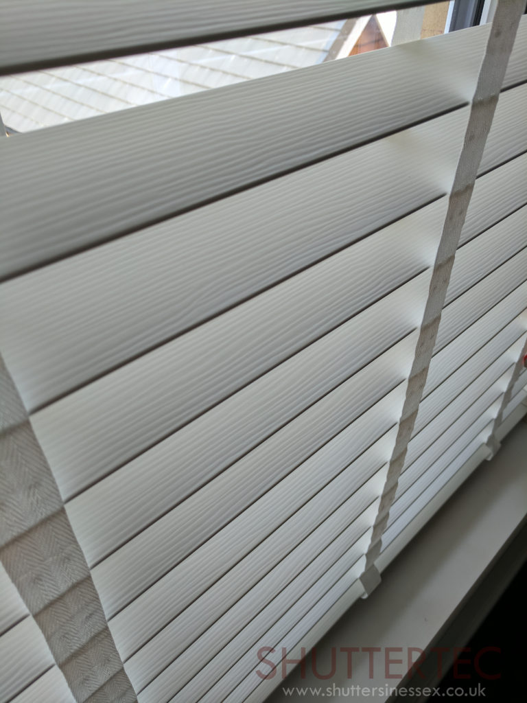 fake wood blinds essex