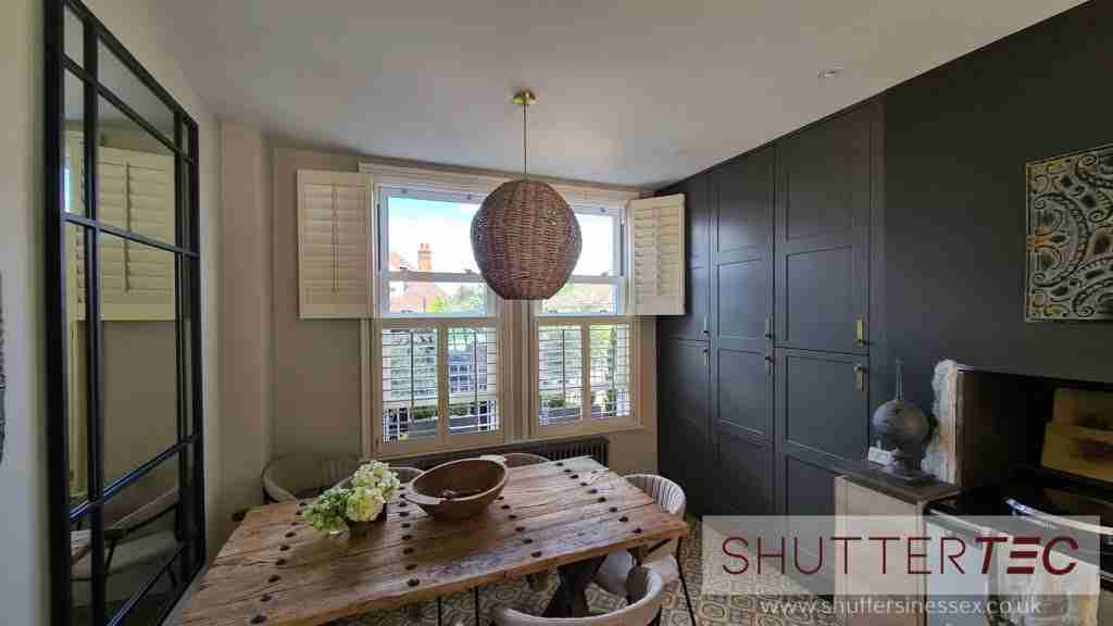 Title graphic for Shuttertect blog about choosing plantation shutters