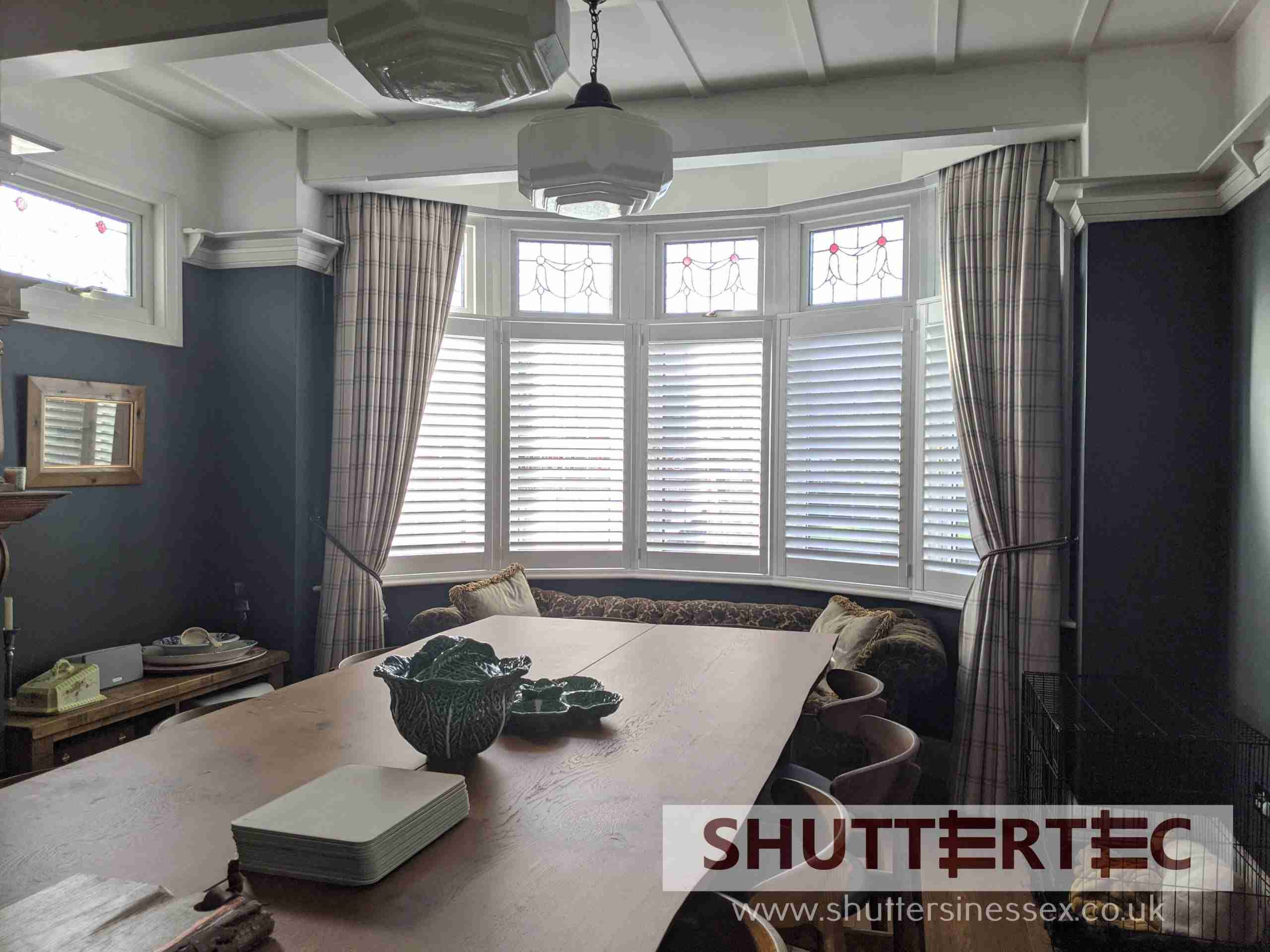 Title graphic for Shuttertec blog about shutters and curtains