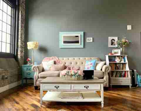 Image for Shuttertec blog about choosing living room shutters