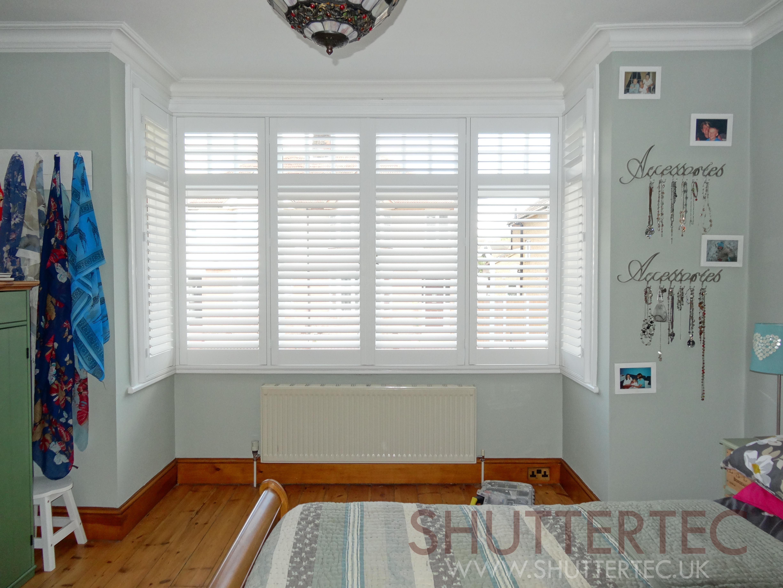 Full height shutters