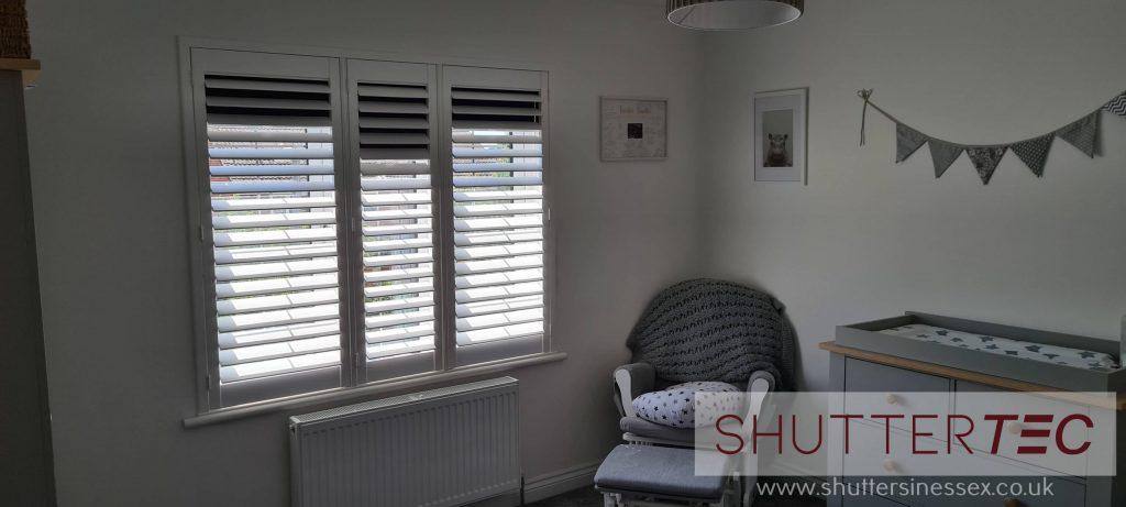 blackout shutters idea for bedrooms