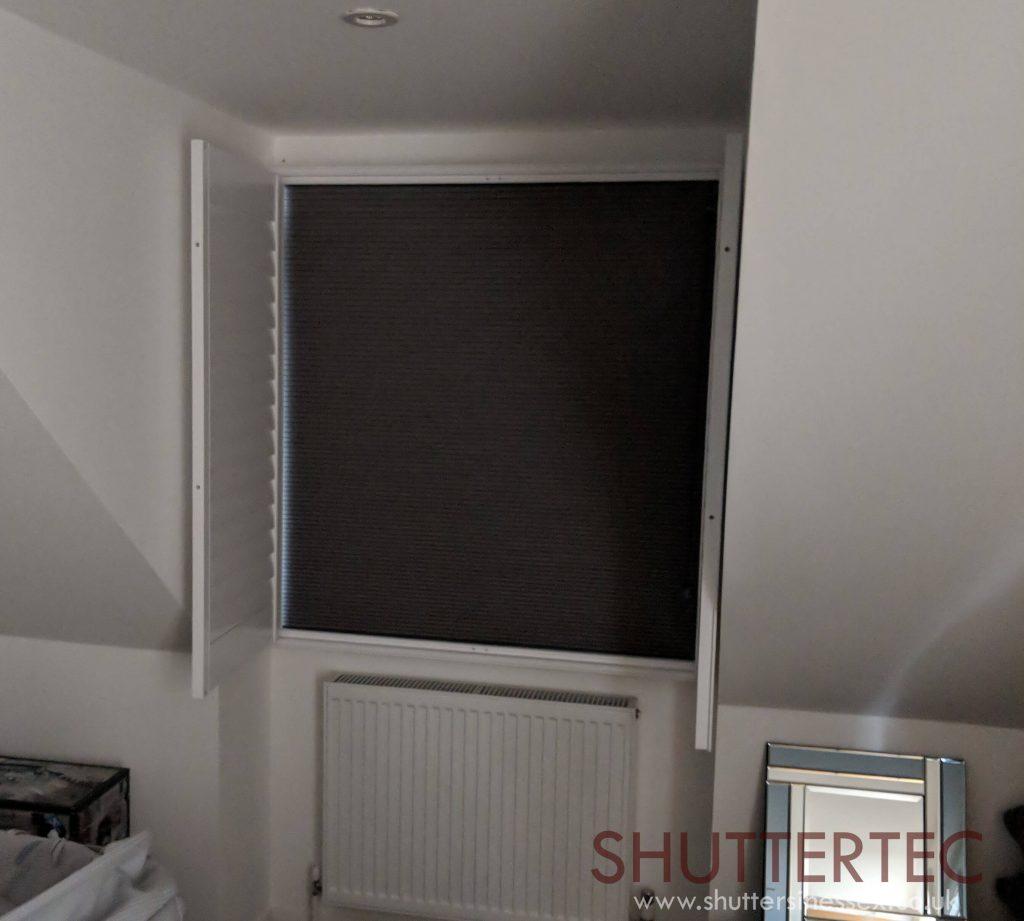 blackout shutters