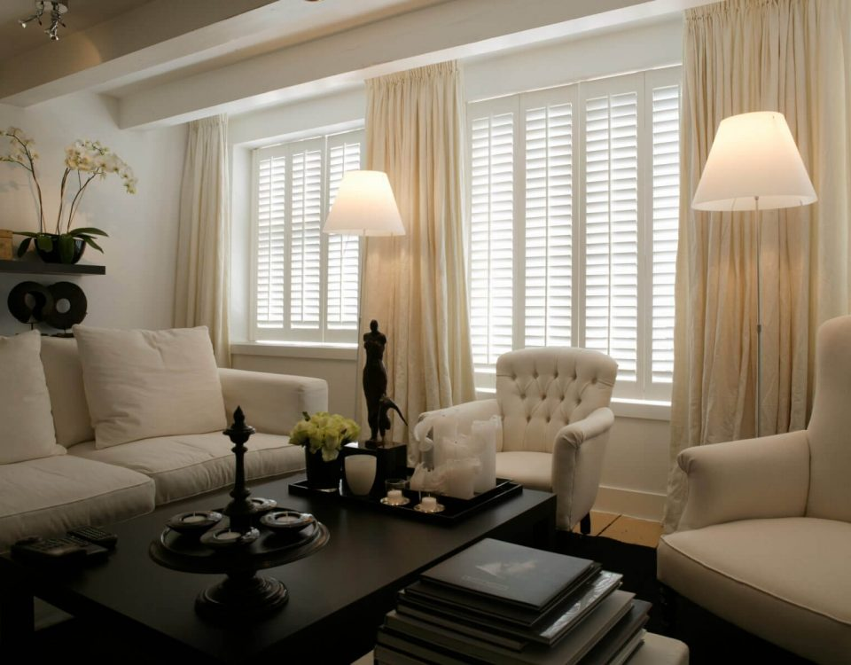Title graphic for Shuttertec blog about plantation shutters