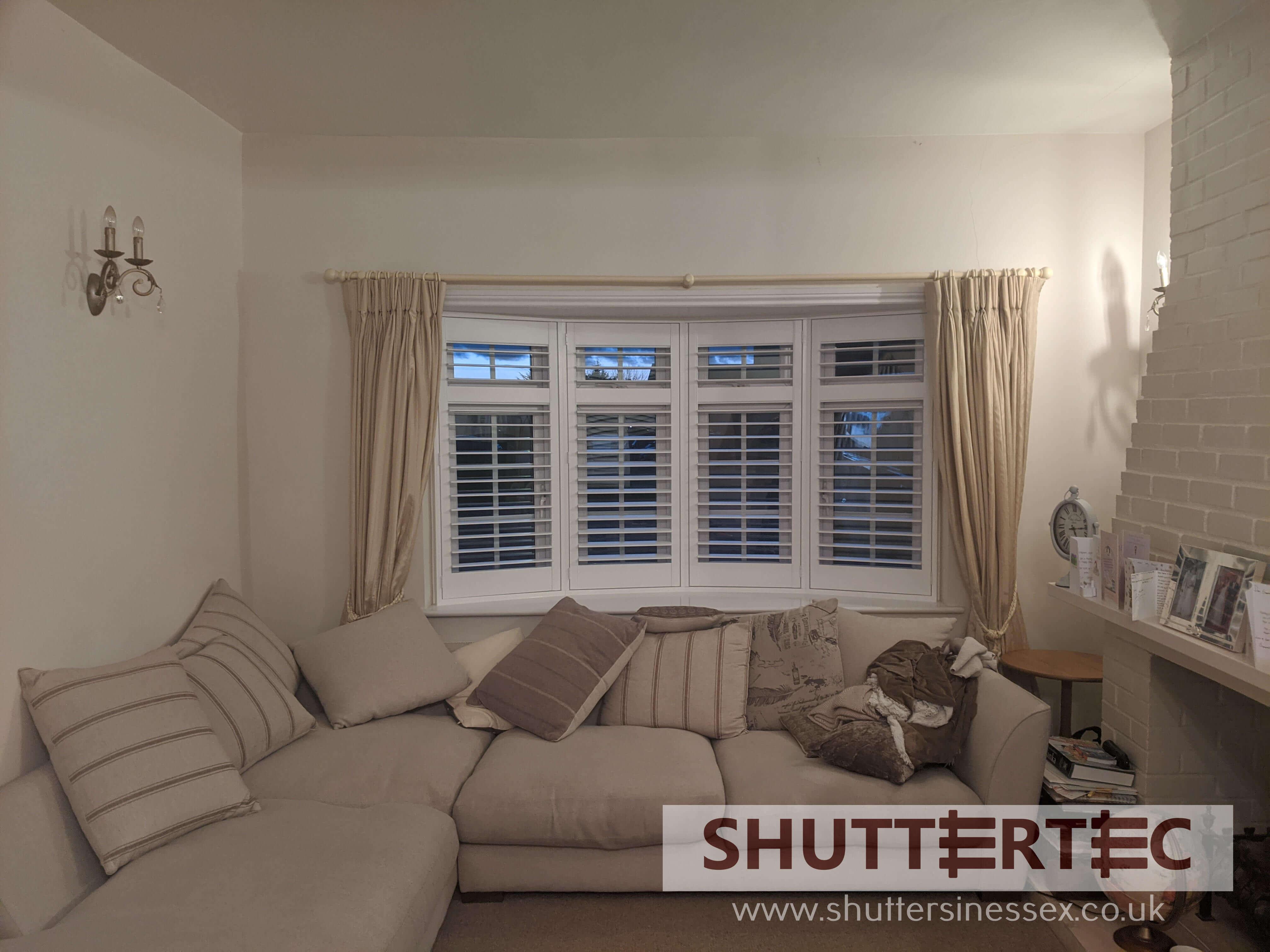 interior shutters