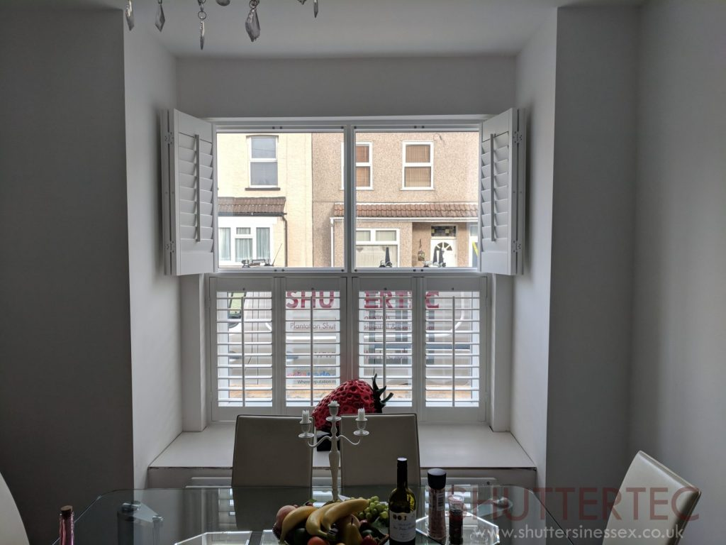 tier on tier kitchen shutters